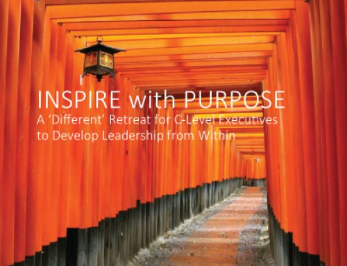 WHAT IT TAKES TO BECOME AN INSPIRING SENIOR EXECUTIVE